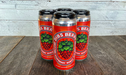 Dibs Berry Raspberry Wheat- Code#: DR1538