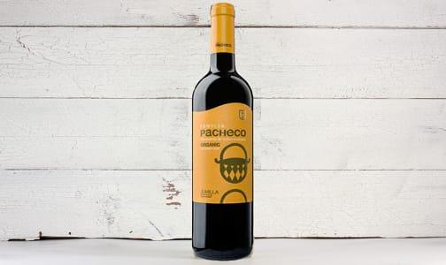 Organic Pacheco - Monastrel- Code#: DR1548
