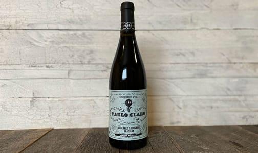 Organic Pablo Claro - Cabernet Sauvignon Graciano- Code#: DR1583