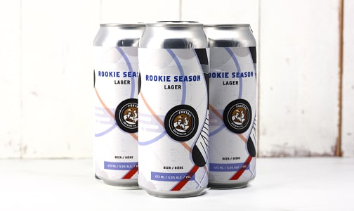 Foxtail Rookie Season Lager- Code#: DR1593
