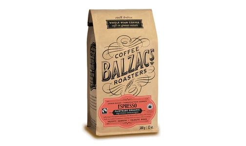 Organic Espresso- Code#: DR1609