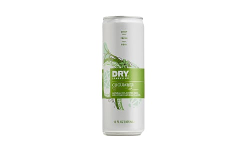 Sparkling Cucumber Soda- Code#: DR1622