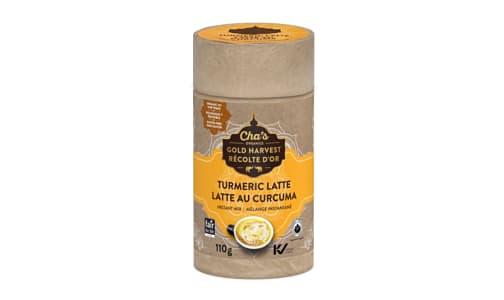 Organic Turmeric Latte Mix- Code#: DR1635