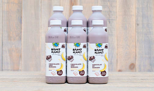 Chocolate Banana Protein Smoothie - CASE- Code#: DR1656-CS