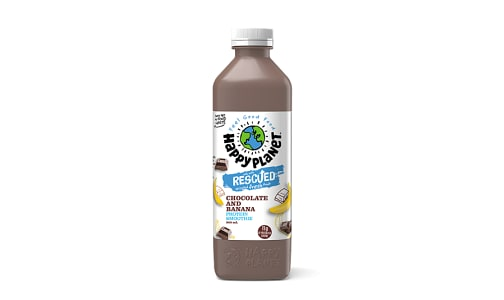 Chocolate Banana Protein Smoothie- Code#: DR1656