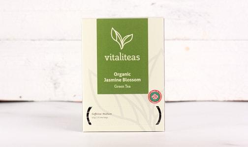 Organic Jasmine Blossom- Code#: DR1658