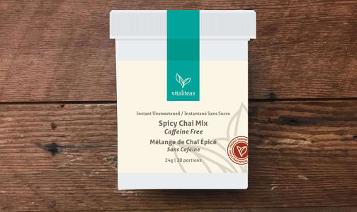 Decaffeinated Spicy Chai Tea Mix- Code#: DR1669