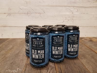 Old Man Winter Porter- Code#: DR1675