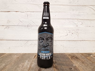 Imperial Old Man Winter Porter- Code#: DR1676