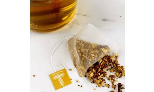 Organic Warming Ginger Tea: WINTER- Code#: DR1684