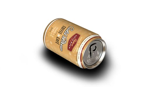 Organic Cold Nitro - Vanilla- Code#: DR1697