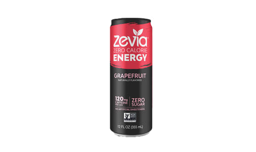 Energy Drink - Grapefruit- Code#: DR1705