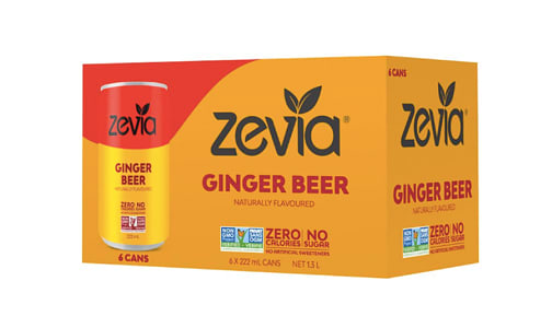 Mixer - Ginger Beer- Code#: DR1708