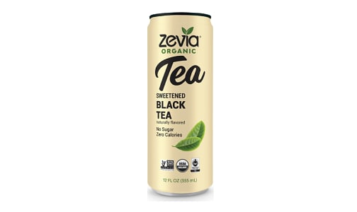 Organic Tea - Black- Code#: DR1711