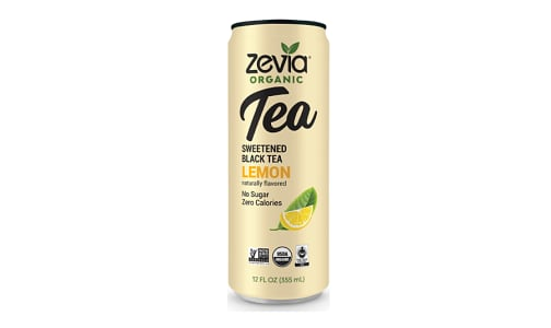 Organic Tea - Black Lemon- Code#: DR1712