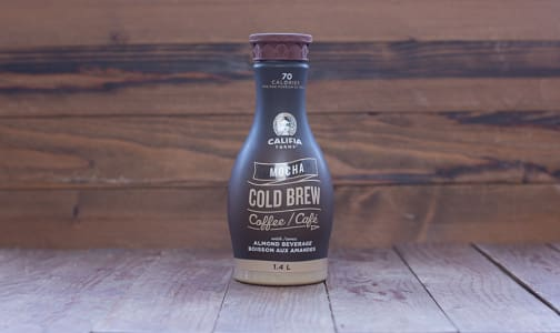 Mocha Cold Brew with Almond Milk- Code#: DR1771