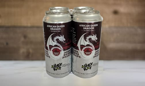 African Queen Dragon Double IPA- Code#: DR1791