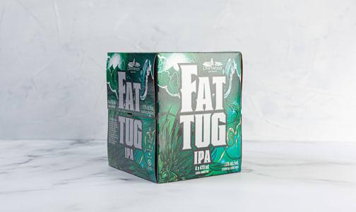 Fat Tug IPA- Code#: DR1808