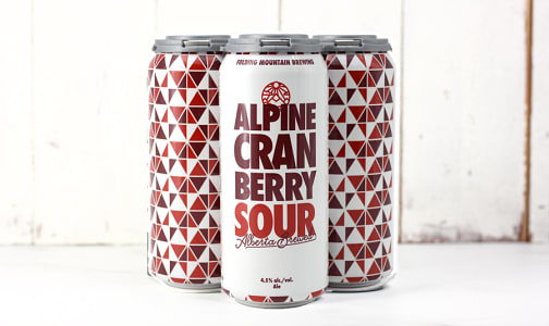 Alpine Cranberry Sour- Code#: DR1812