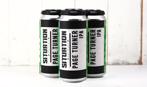 Page Turner IPA- Code#: DR1814