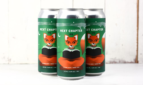 Next Chapter IPA- Code#: DR1821