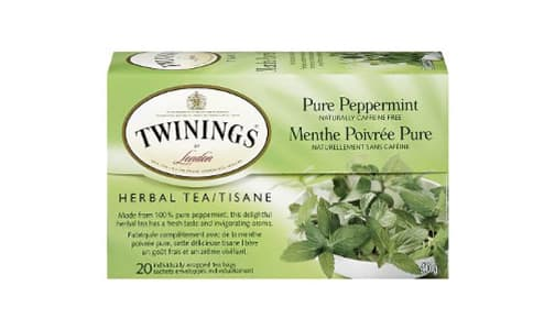Pure Peppermint Tea- Code#: DR1832