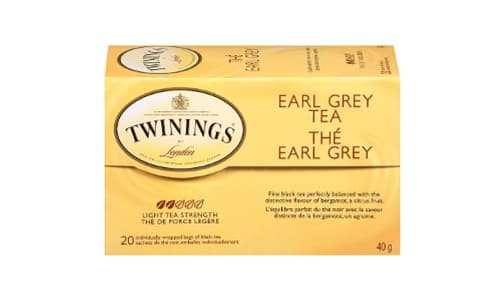 Earl Grey Tea- Code#: DR1833