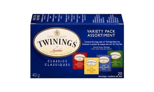 Black Tea Variety Pack- Code#: DR1835