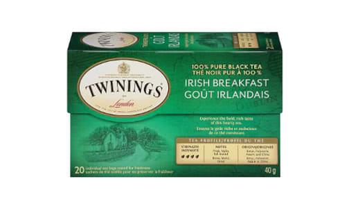 Irish Breakfast Tea- Code#: DR1839