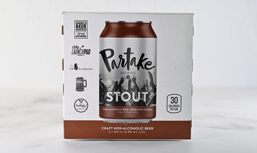 Craft Non-Alcoholic Beer - Stout- Code#: DR1873