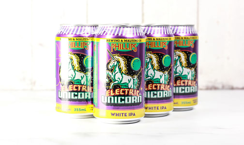 Electric Unicorn White IPA- Code#: DR1874