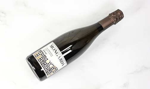 Organic Mongarda - Prosecco, Extra Dry- Code#: DR1881