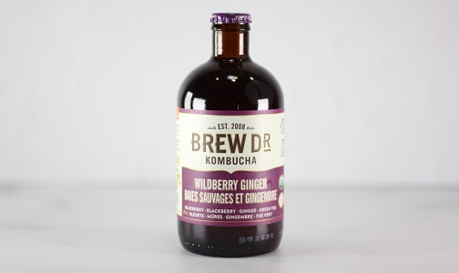 Wildberry Ginger- Code#: DR1939