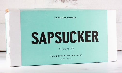 Organic Sparkling Tree Water - Original- Code#: DR1960