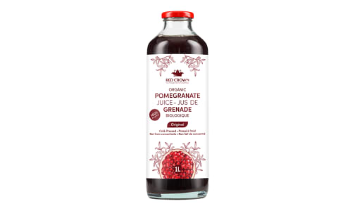 Organic Pomegranate Juice- Code#: DR1965