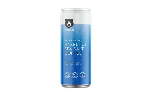 Hazelnut & Sea Salt Flash Brew Coffee- Code#: DR1979