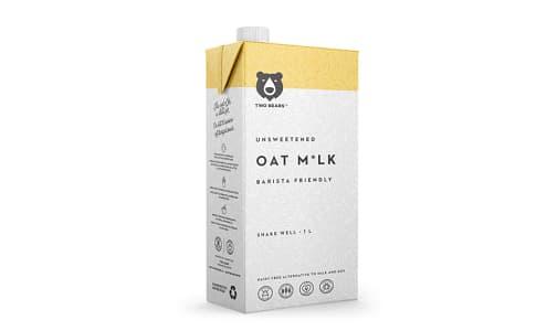 Unsweetened Oat Milk- Code#: DR1988