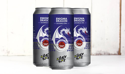 Enigma Dragon Double IPA- Code#: DR1989