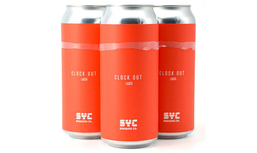 Clock Out Lager- Code#: DR2005