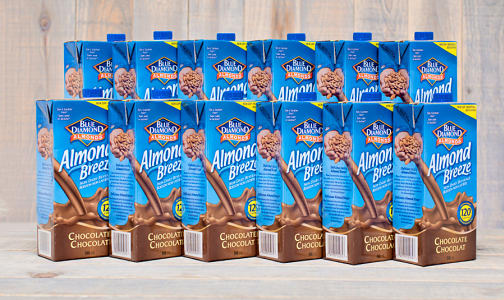 Almond Breeze - Chocolate - CASE- Code#: DR201-CS