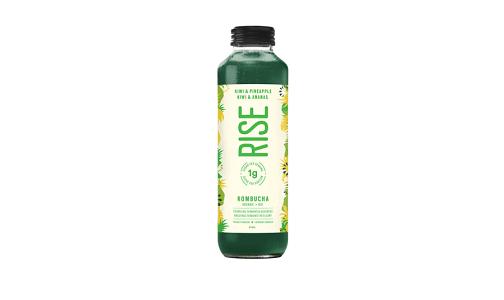Organic Kiwi Pineapple Kombucha- Code#: DR2018