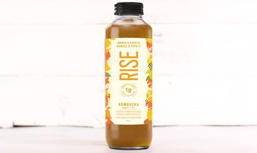Organic Mango Papaya Kombucha- Code#: DR2019