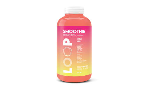 Early Bird Smoothie- Code#: DR2028