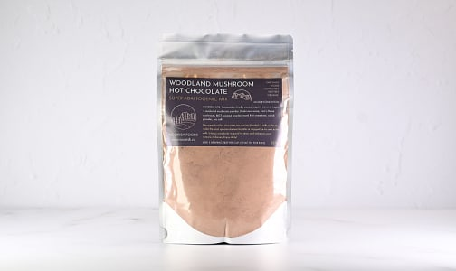 Organic Woodland Mushroom Hot Chocolate - Super Adaptogenic- Code#: DR2049