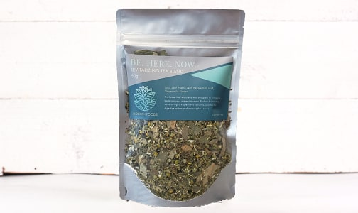 Organic Be.Here.Now Revitalizing Tea Blend- Code#: DR2051