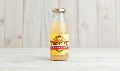 Lemon Sugar Syrup- Code#: DR2061