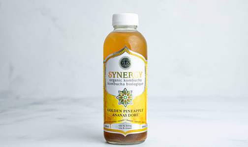 Organic Golden Pineapple- Code#: DR2085