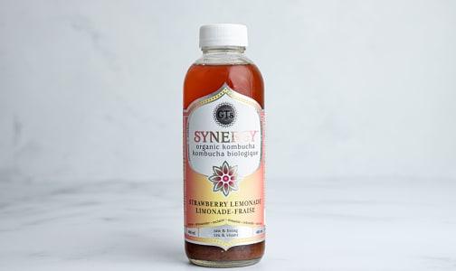 Organic Strawberry Lemonade Kombucha- Code#: DR2088