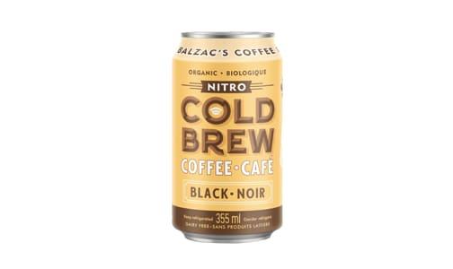 Black Nitro Cold Brew Coffee- Code#: DR2089