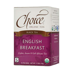 Organic English Breakfast Tea- Code#: DR210